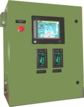 TrimPAK-PLUS Combustion Control Panel